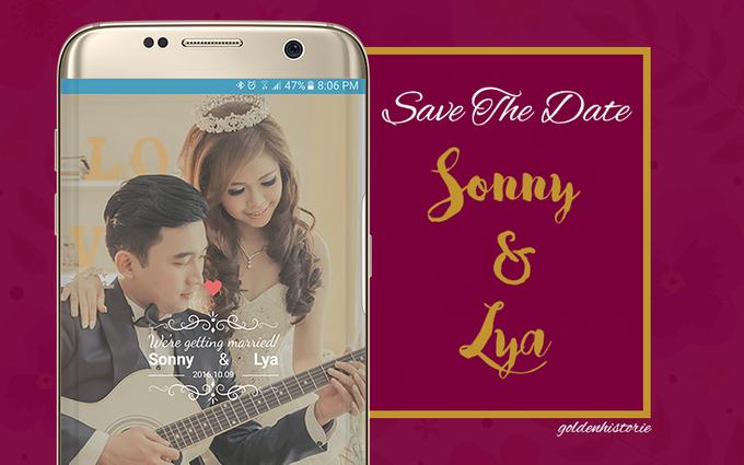 Sonny & Lya by goldenhistorie - 001