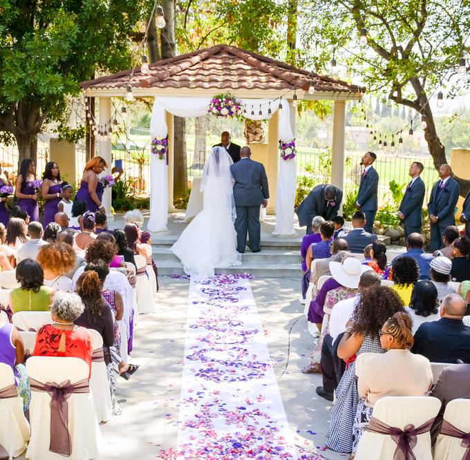 Purple Wedding by My Beauty By Glo - 005