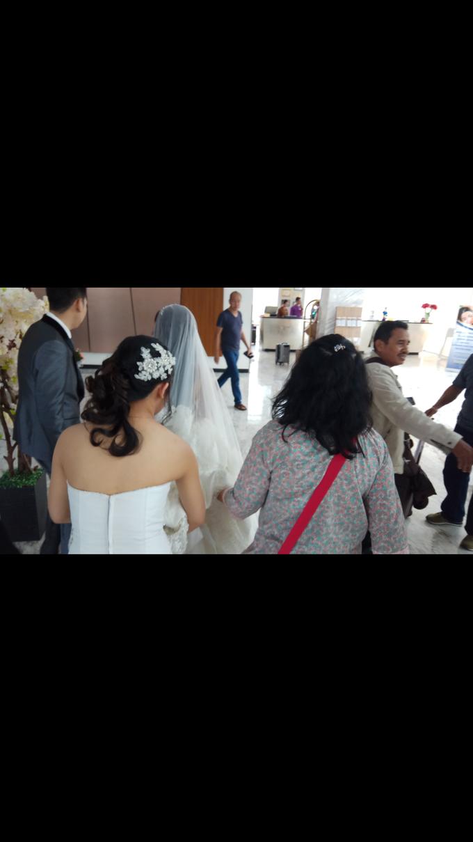 The Wedding Of Jonathan & Novi by Tracy Bridal House - 004