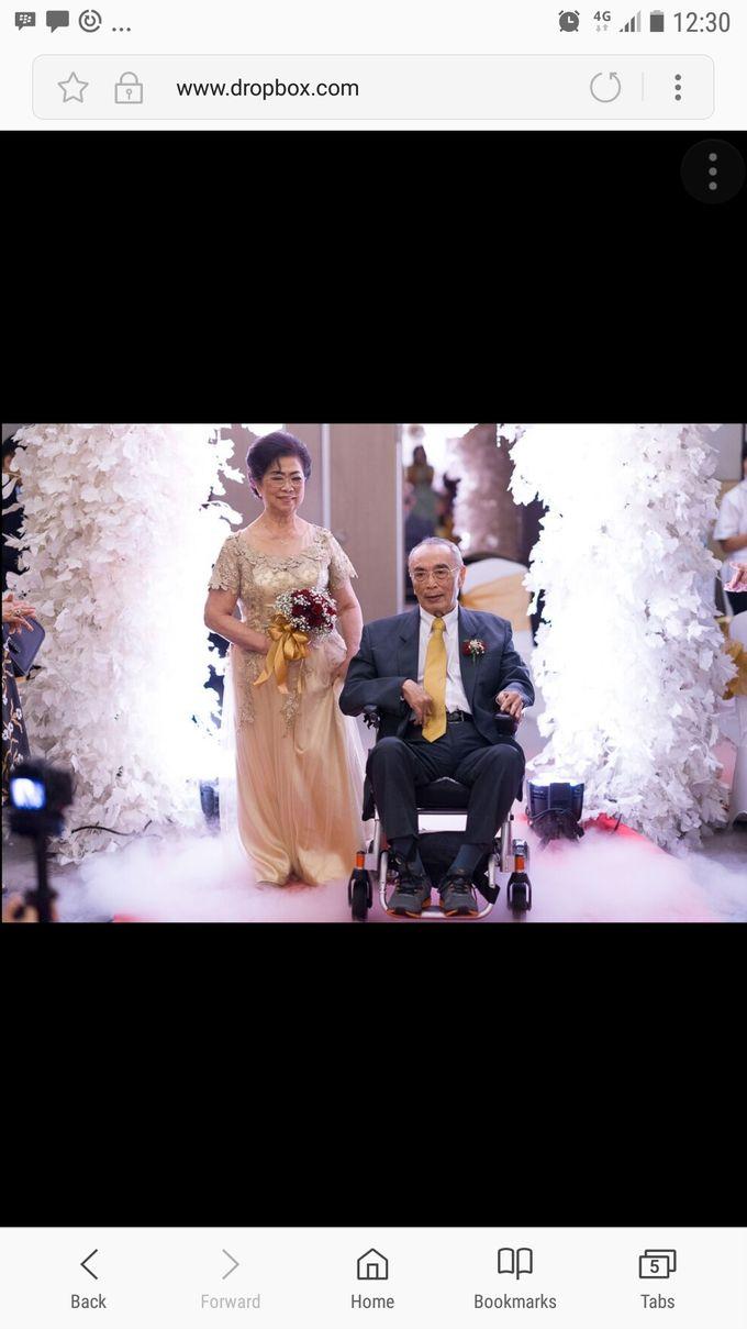 50th Wedding Anniversary Of Mr.Bambang & Mrs.Lidya by FIVE Seasons WO - 001