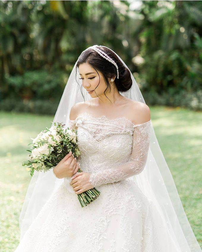 The Wedding Of Andreas & Stevannie by Sisca Zh - 001