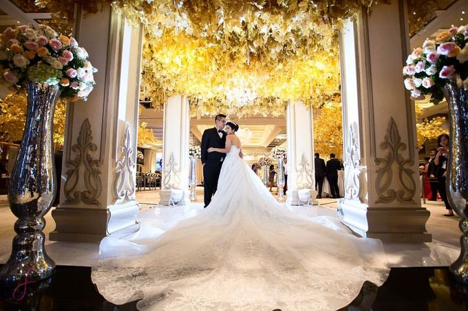 The Wedding Of Andreas & Stevannie by Sisca Zh - 002
