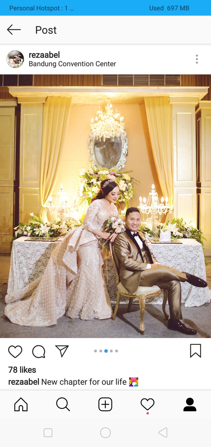 The Wedding Of Anje + Abel by Meltiq Invitation - 008