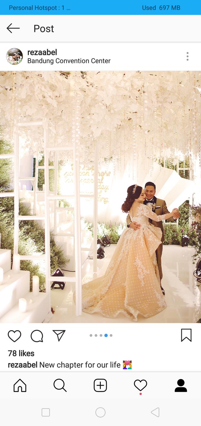 The Wedding Of Anje + Abel by Meltiq Invitation - 011