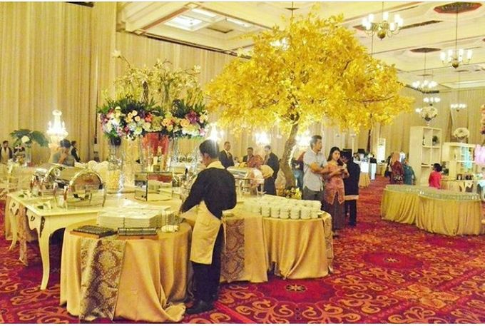 Ira & Coki Wedding by DPS Catering - 003