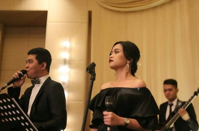 The Wedding Of Enrico & Vivian by The Ritz-Carlton Jakarta, Mega Kuningan - 002