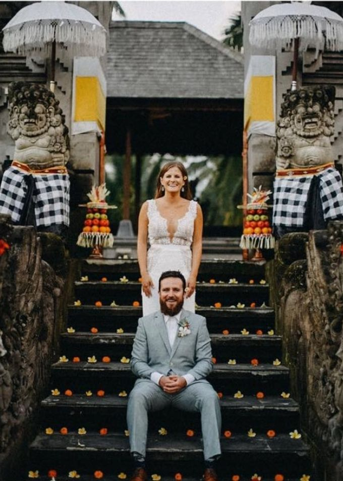 LUANN & DANNY WEDDING by Visesa Ubud - 005