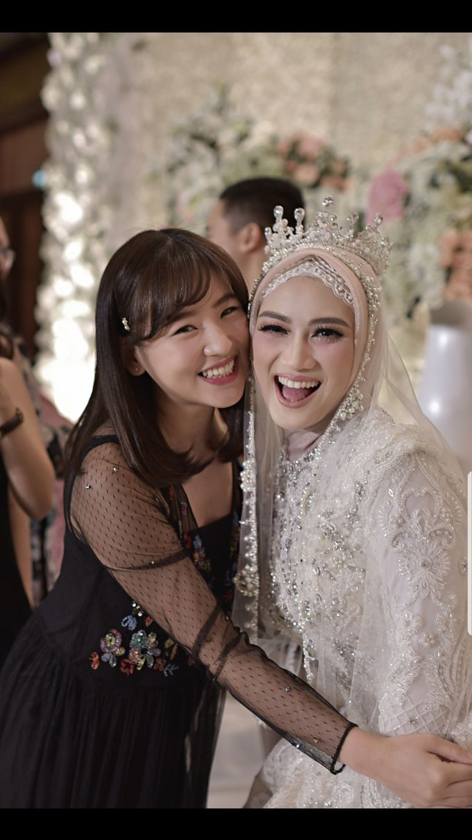 Melody❤Hanif Wedding by Sisi Wedding Consultant & Stylist - 001