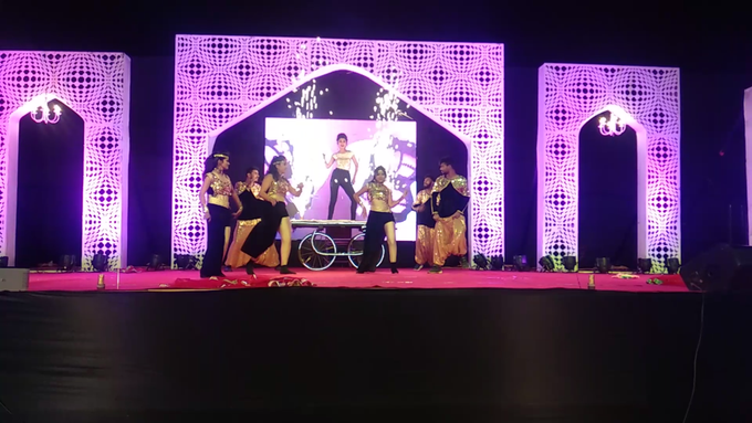 Dance Choreography And Setup by KAAM BROTHERS - 021