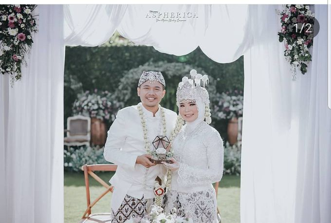 Wedding of  Muti & Ressy by THE PALACE Jeweler - 001