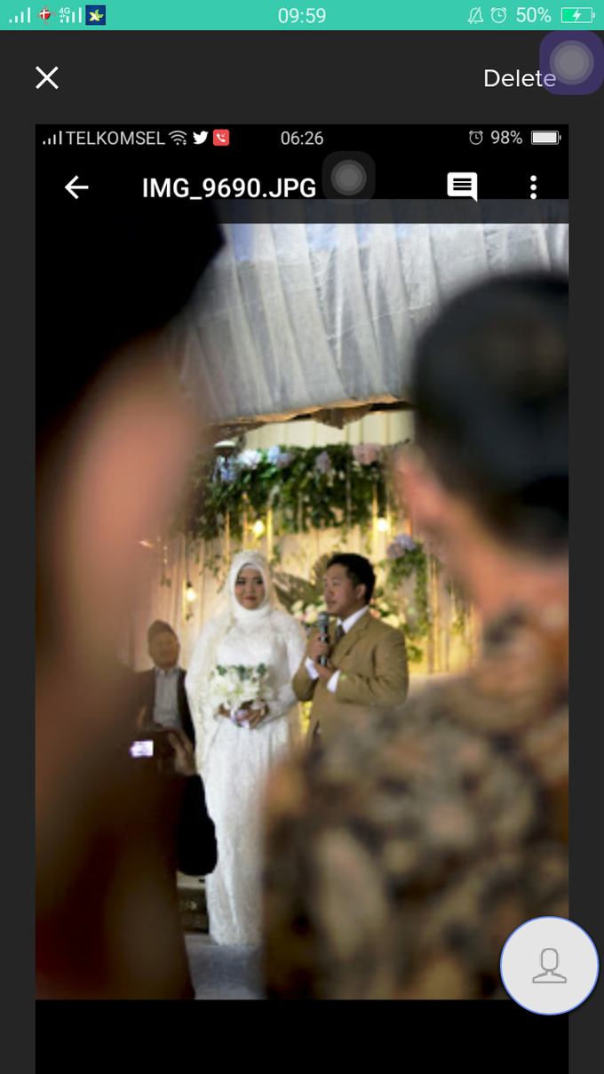Cleo & Agi Wedding Ceremony by 1548 band - 007