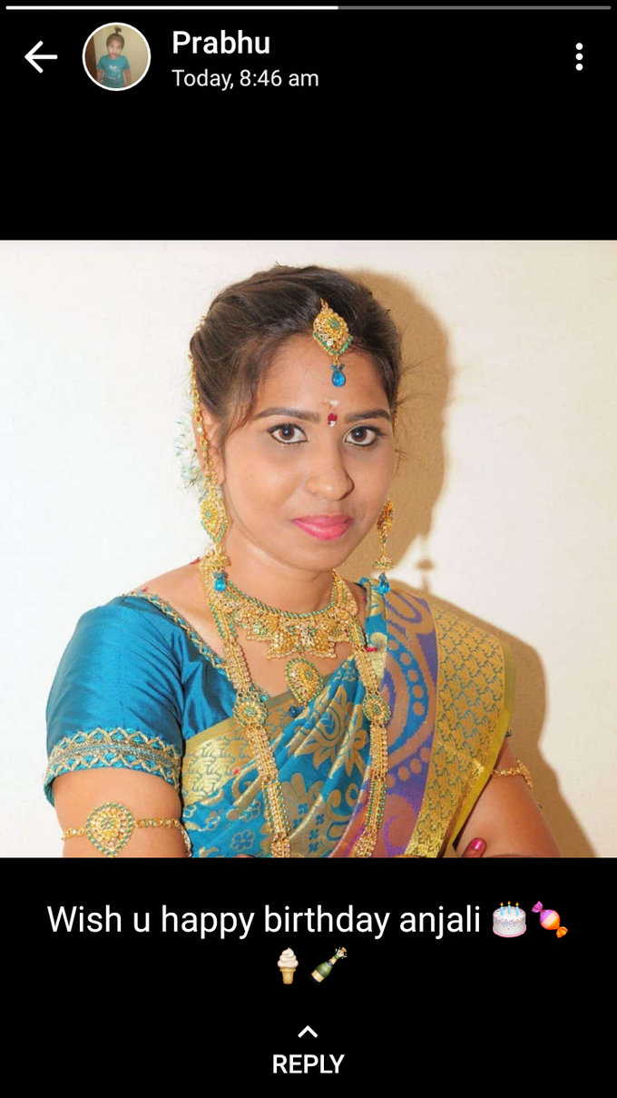 Traditional Look by Anjalisri Makeover - 006