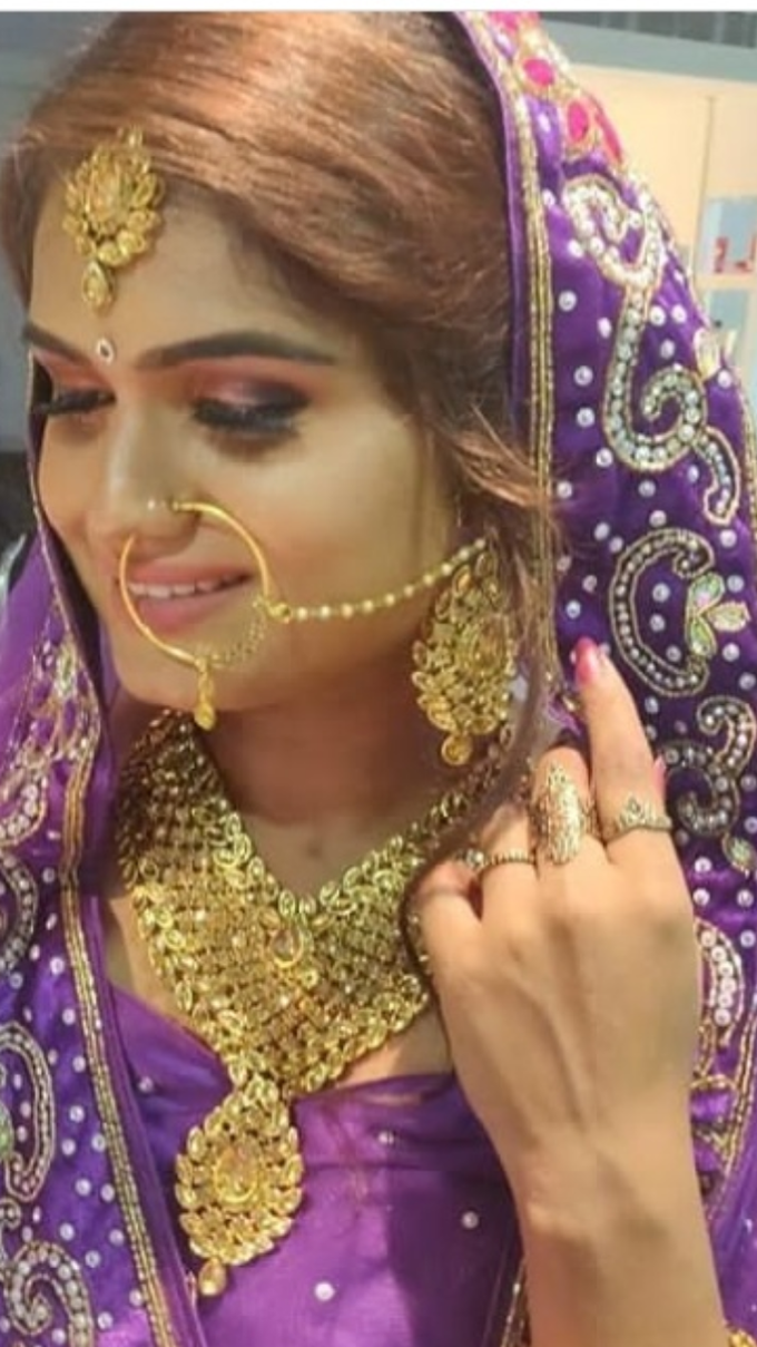 Traditional Look by Anjalisri Makeover - 009