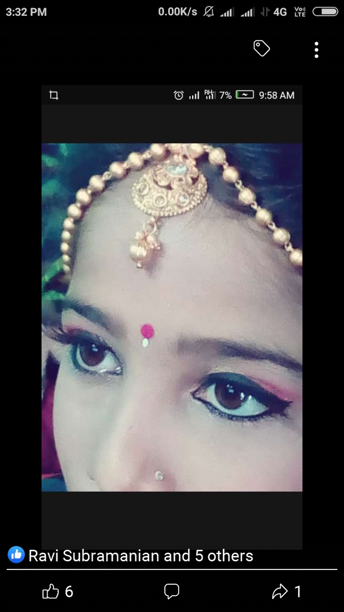 Traditional Look by Anjalisri Makeover - 005