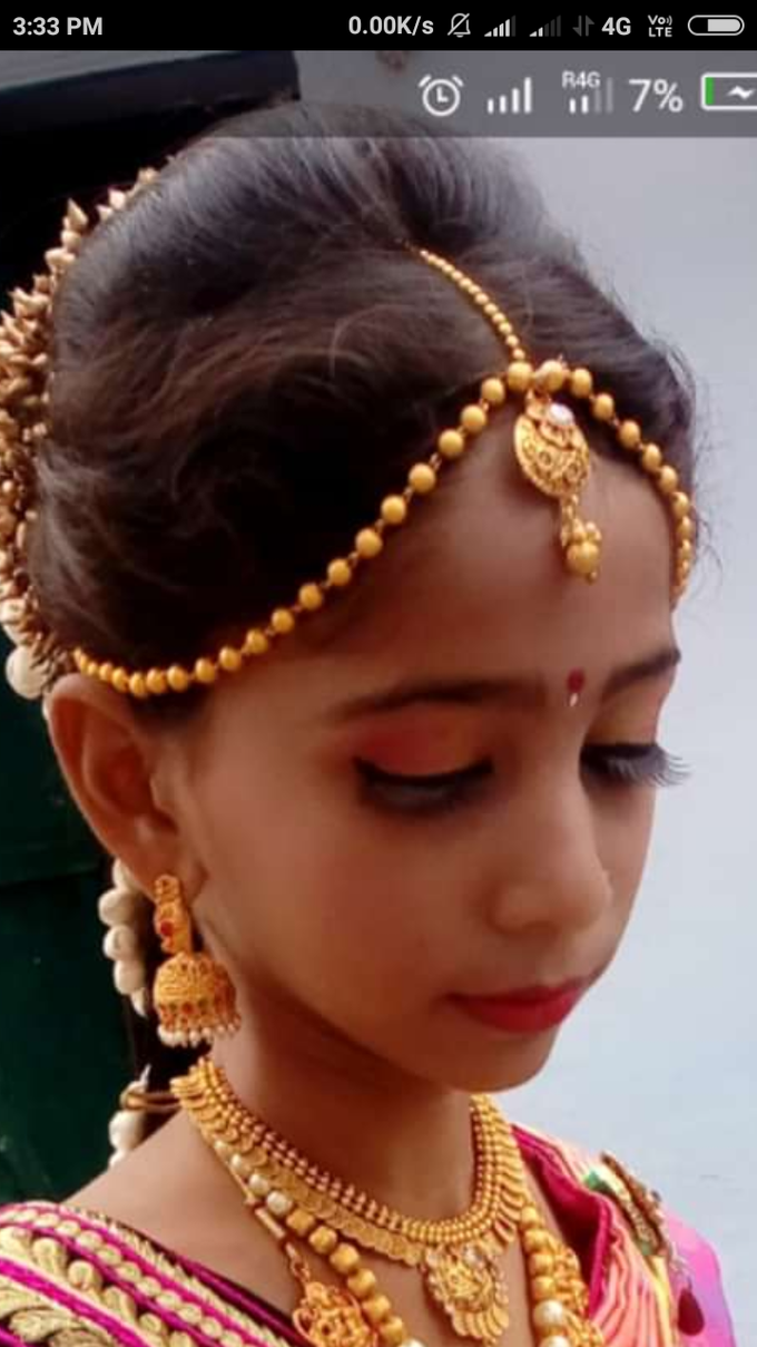 Traditional Look by Anjalisri Makeover - 008