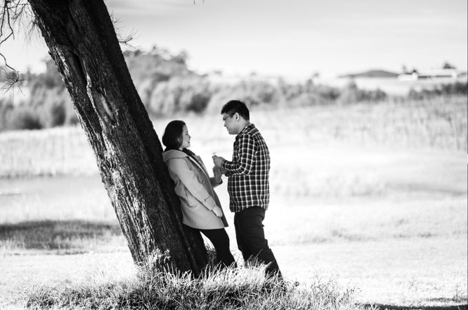 Pre-Wedding - Prenuptial - Engagement - Save the date - Couple by Alodia Oei Photography - 022
