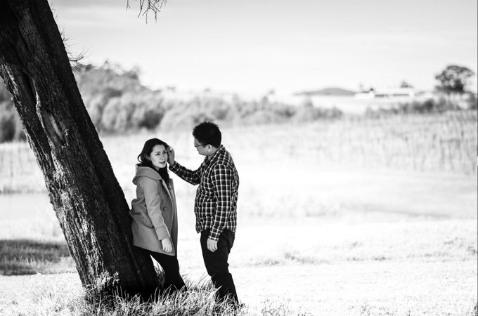 Pre-Wedding - Prenuptial - Engagement - Save the date - Couple by Alodia Oei Photography - 024