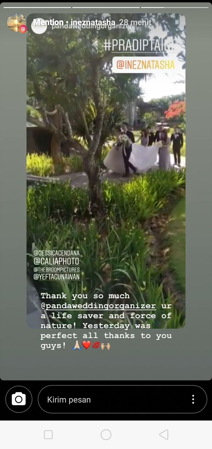 TESTIMONI by Panda Wedding Organizer - 004