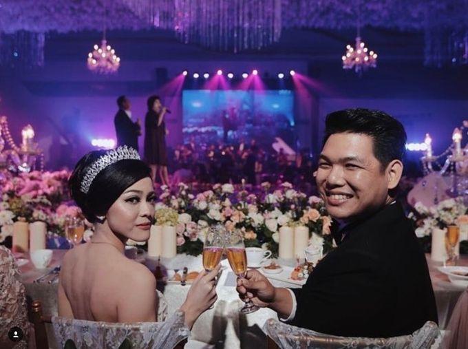 Mr.William & Mrs.Intan Sanjaya Wedding by Ventlee Groom Centre - 006