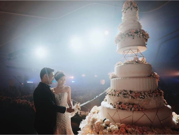 Mr.William & Mrs.Intan Sanjaya Wedding by Ventlee Groom Centre - 007