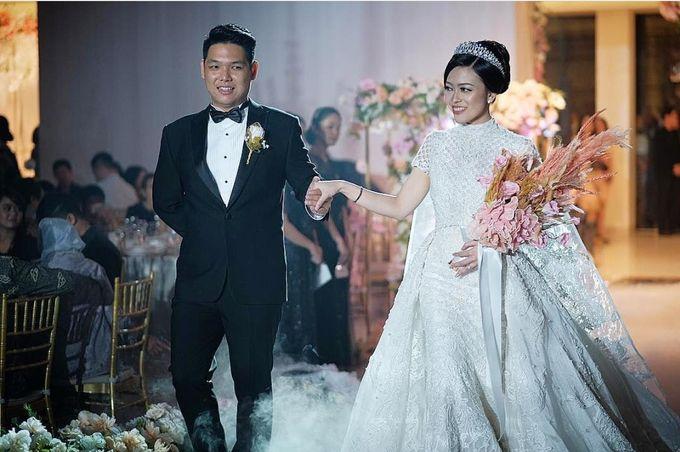 Mr.William & Mrs.Intan Sanjaya Wedding by Ventlee Groom Centre - 003