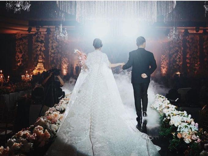 Mr.William & Mrs.Intan Sanjaya Wedding by Ventlee Groom Centre - 005
