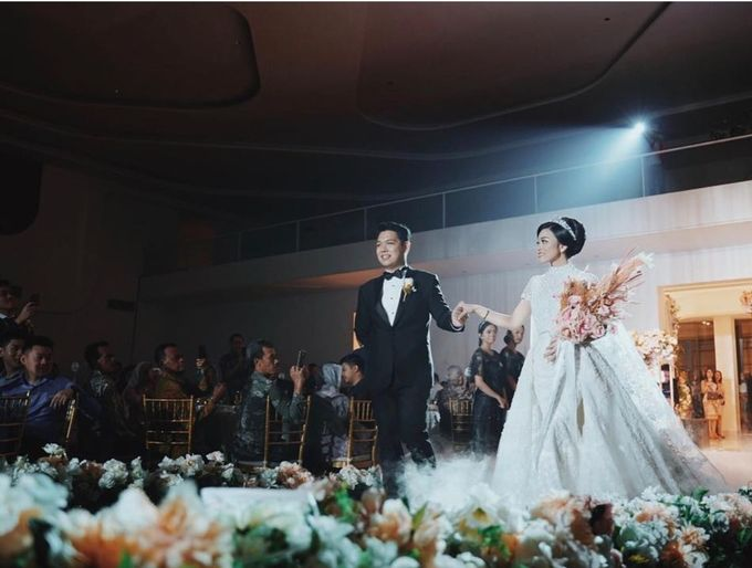 Mr.William & Mrs.Intan Sanjaya Wedding by Ventlee Groom Centre - 001