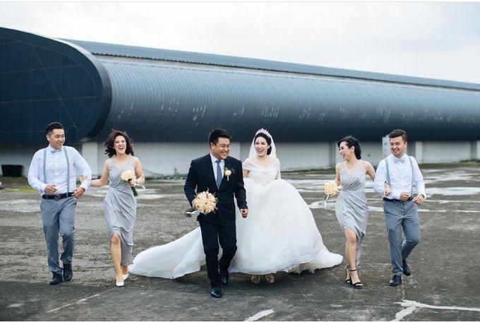 Mr.Yohanes & Mrs.Yunita Wedding by Ventlee Groom Centre - 007