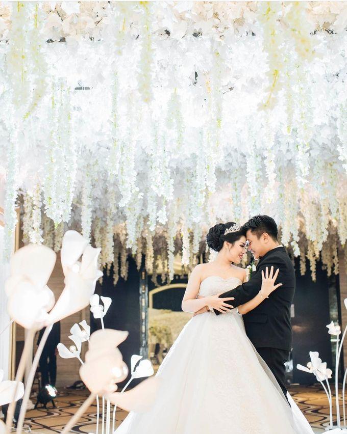 Mr.Yohanes & Mrs.Yunita Wedding by Ventlee Groom Centre - 013
