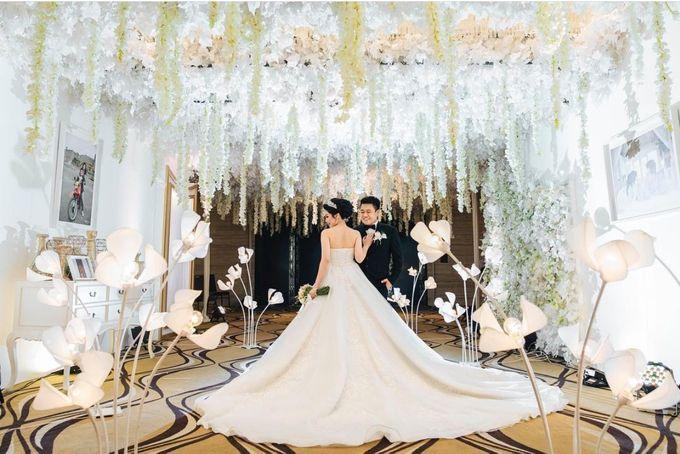 Mr.Yohanes & Mrs.Yunita Wedding by Ventlee Groom Centre - 002