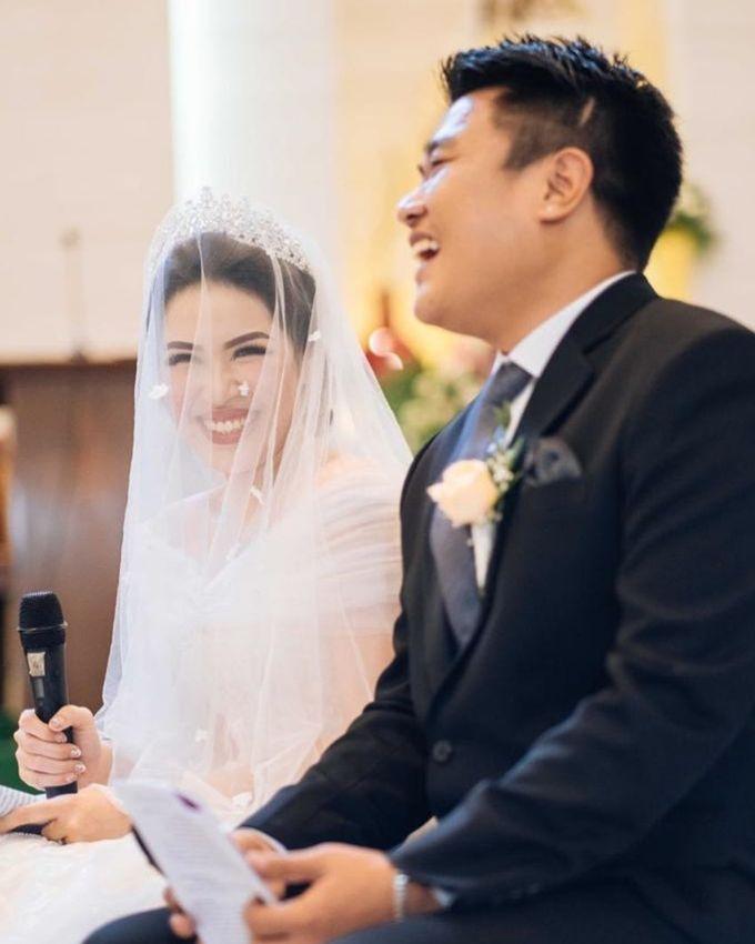 Mr.Yohanes & Mrs.Yunita Wedding by Ventlee Groom Centre - 004