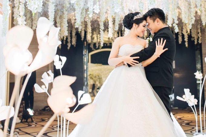 Mr.Yohanes & Mrs.Yunita Wedding by Ventlee Groom Centre - 010