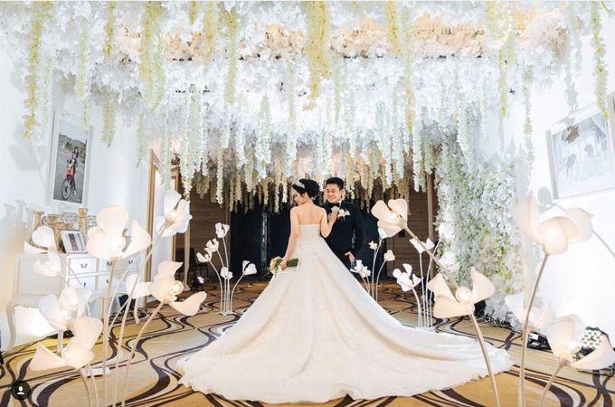 Mr.Yohanes & Mrs.Yunita Wedding by Ventlee Groom Centre - 005