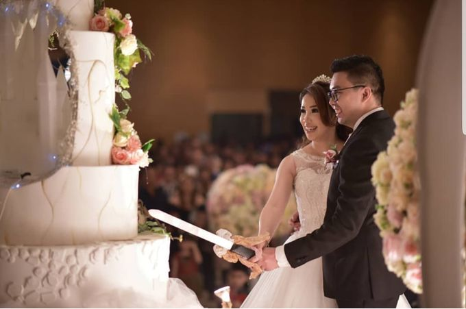 Wedding of Robby & Elina by Canara Entertainment - 006