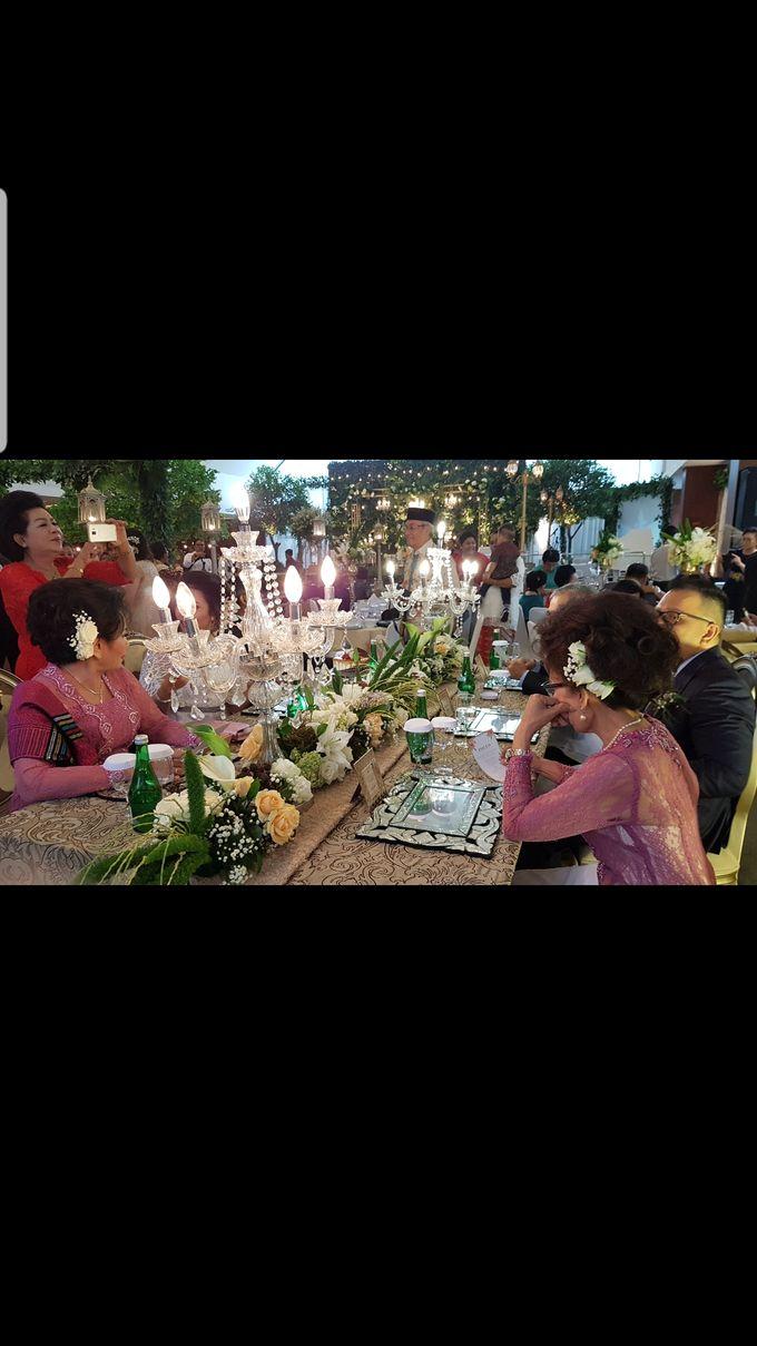 Wedding Dinner Helmy by Sisi Wedding Consultant & Stylist - 001