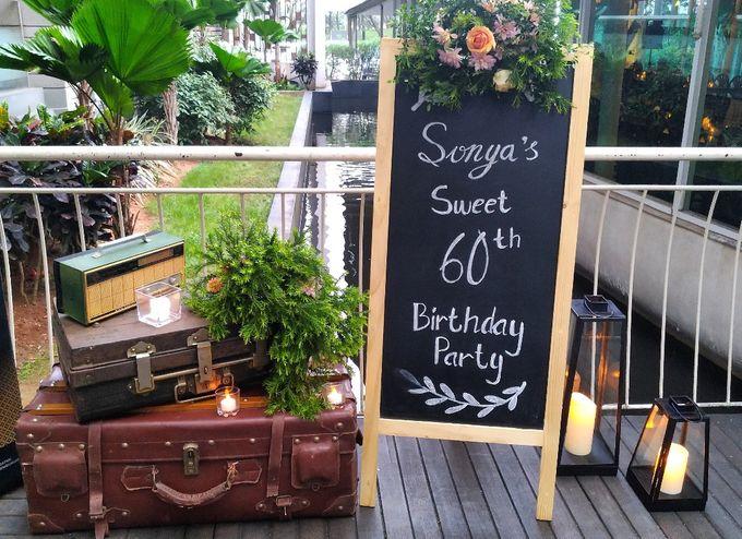 Ibu Sonya Birthday Party by Hana Seserahan - 001