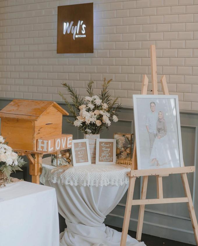 Wedding Decoration by Wyl's Kitchen - 031