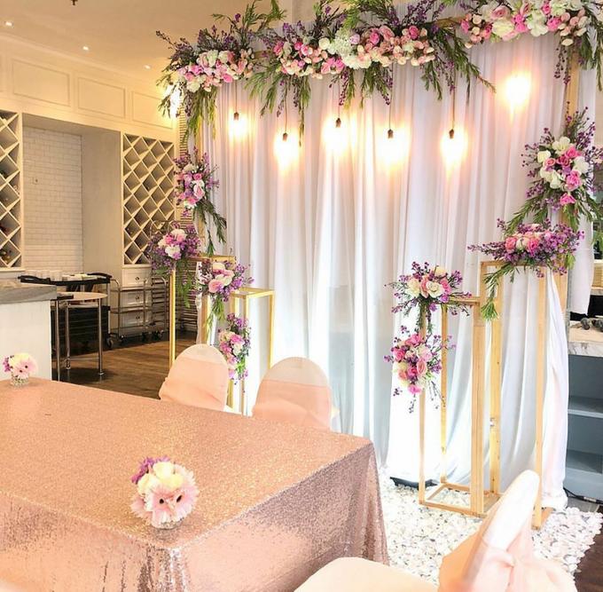 Wedding Decoration by Wyl's Kitchen - 032