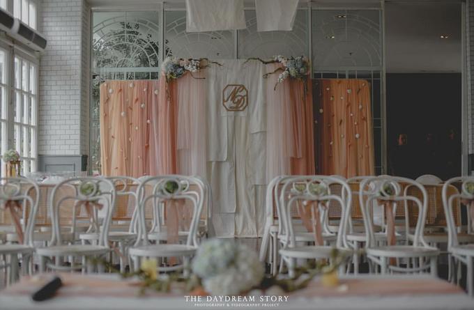 Wedding Decoration by Wyl's Kitchen - 022
