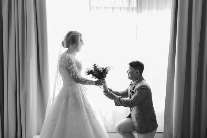 Mr. Edo & Mrs. Heidy Wedding by Lumilo Photography - 003