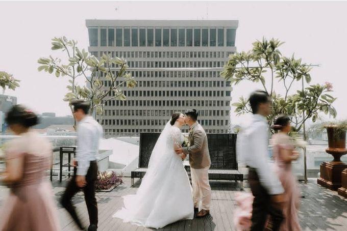 Mr. Edo & Mrs. Heidy Wedding by Lumilo Photography - 001
