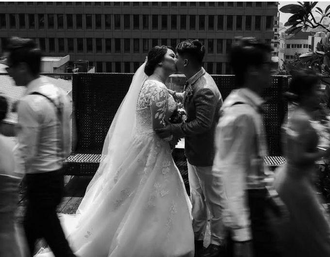 Mr. Edo & Mrs. Heidy Wedding by Lumilo Photography - 011