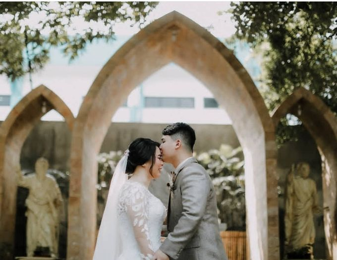 Mr. Edo & Mrs. Heidy Wedding by Lumilo Photography - 008