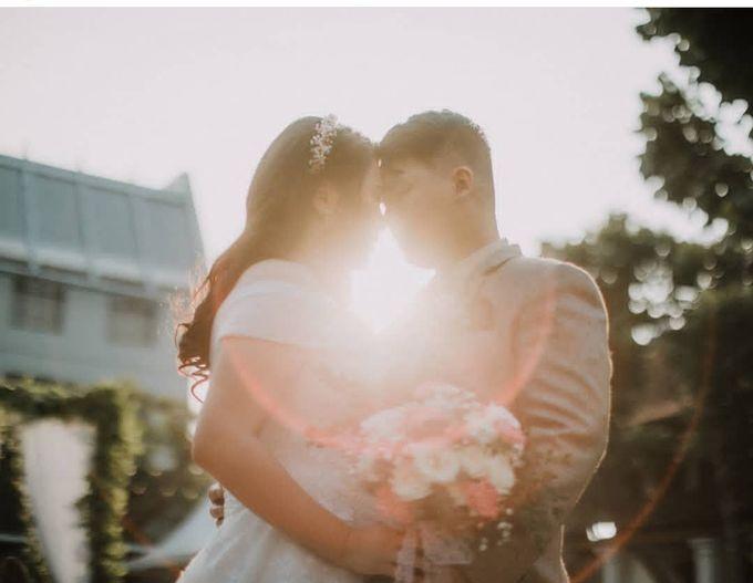 Mr. Edo & Mrs. Heidy Wedding by Lumilo Photography - 005