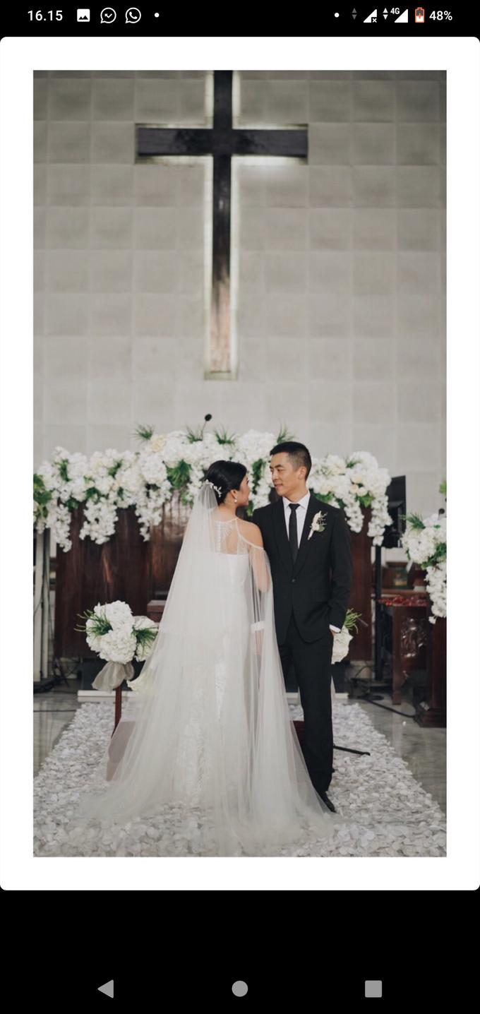 The Wedding Of Ezra & Bosco by FIVE Seasons WO - 010
