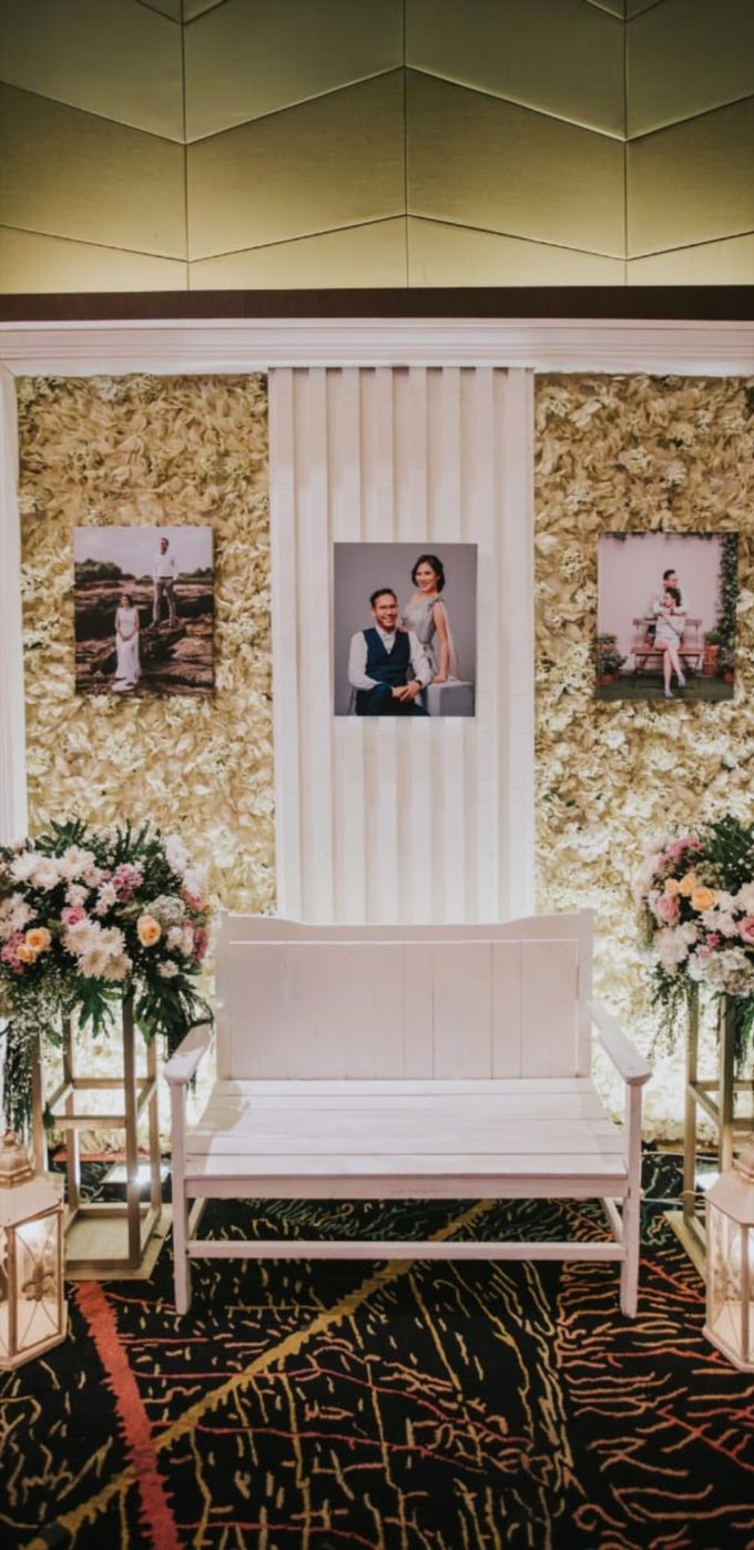 Wedding Rico & Jesica by IPB International Convention Center - 005