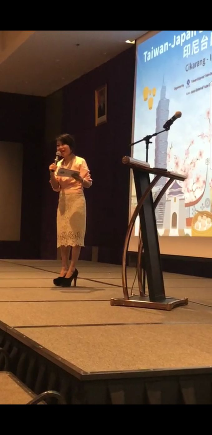 Taiwan Japan  Entrepreneurs Business Matching by MC Mandarin Linda Lin - 003