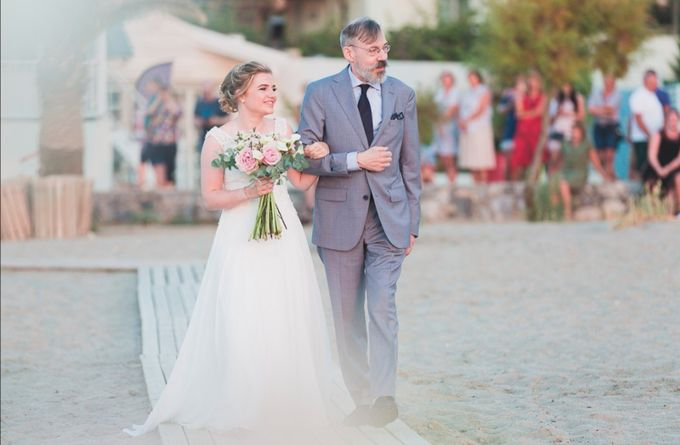 Beach Wedding by Eventous Weddings and Events - 004