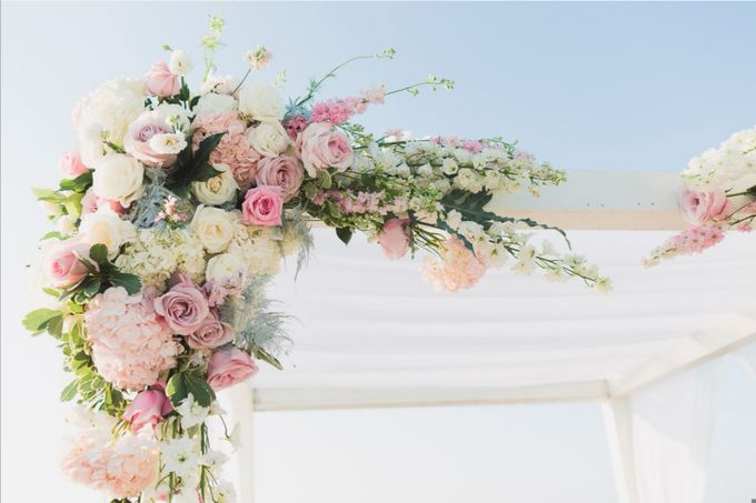 Beach Wedding by Eventous Weddings and Events - 006