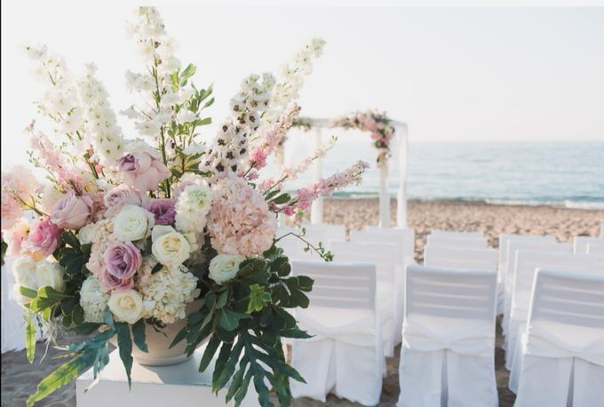 Beach Wedding by Eventous Weddings and Events - 005
